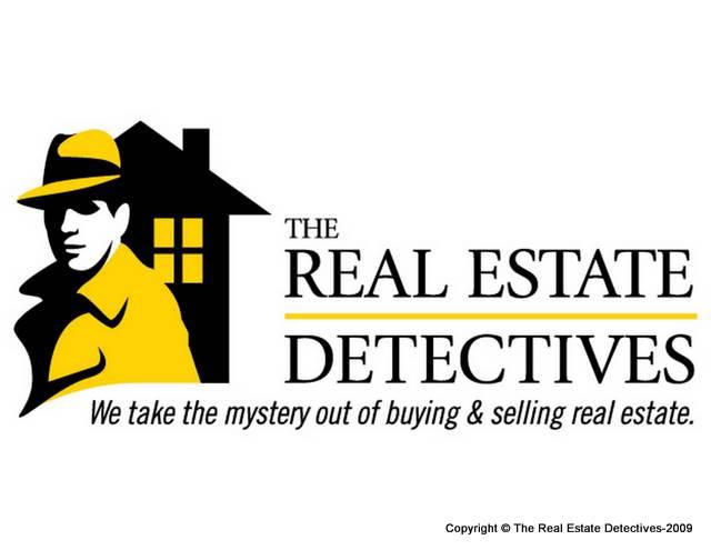 Real Estate Detecive Logo